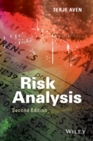 Risk Analysis av Terje Aven og Wiley (Innbundet)