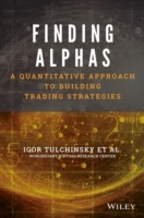 Finding Alphas - a Quantitative Approach to Building Trading Strategies av Igor Tulchinsky (Innbundet)