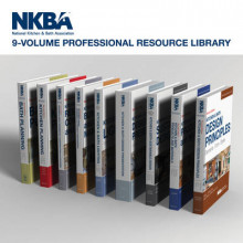 NKBA Professional Resource Library av NKBA (National Kitchen & Bath Association) (Innbundet)