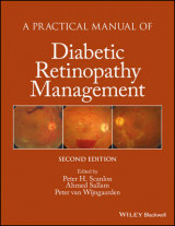 Omslag - A Practical Manual of Diabetic Retinopathy Management