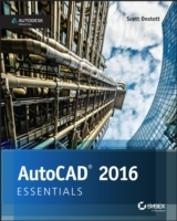 AutoCAD 2016 and AutoCAD LT 2016 Essentials av Scott Onstott (Heftet)