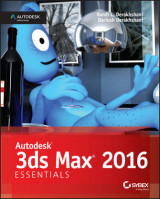 Omslag - Autodesk 3ds Max 2016 Essentials