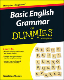 Basic English Grammar For Dummies av Geraldine Woods (Heftet)