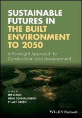 Omslag - Sustainable Futures in the Built Environment to 2050