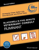Omslag - Blackwell's Five-Minute Veterinary Consult: Ruminant