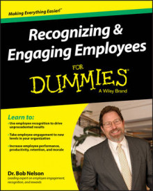 Recognizing & Engaging Employees For Dummies av Bob Nelson og Consumer Dummies (Heftet)
