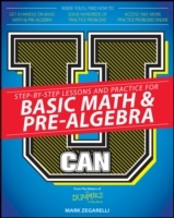 U Can: Basic Math & Pre-Algebra For Dummies av Mark Zegarelli (Heftet)