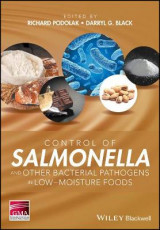 Omslag - Control of Salmonella and Other Bacterial Pathogens in Low-Moisture Foods