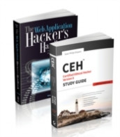 Ethical Hacking and Web Hacking Handbook and Study Guide Set av Sean-Philip Oriyano, Marcus Pinto og Dafydd Stuttard (Heftet)
