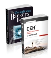 Ethical Hacking and Web Hacking Handbook and Study Guide Set av Sean Philip Oriyano, Dafydd Stuttard og Marcus Pinto (Heftet)