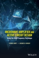 Microwave Amplifier and Active Circuit Design Using the Real Frequency Technique av Pierre Jarry og Jacques N. Beneat (Innbundet)