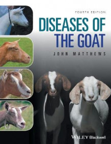 Diseases of the Goat, 4E av John G. Matthews (Heftet)