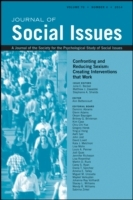 Confronting and Reducing Sexism: Creating Interventions That Work (Heftet)