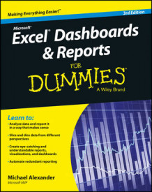 Excel Dashboards and Reports For Dummies av Michael Alexander (Heftet)