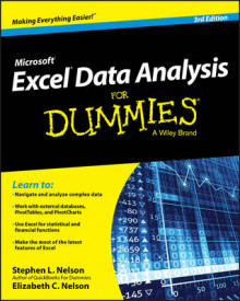 Excel Data Analysis For Dummies av Stephen L. Nelson og E. C. Nelson (Heftet)