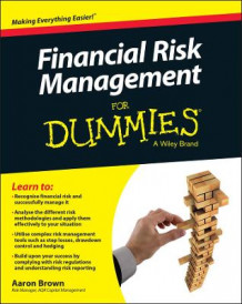 Financial Risk Management for Dummies av Aaron Brown (Heftet)
