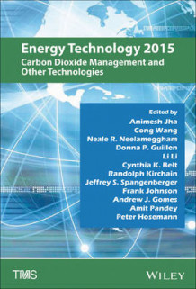 Energy Technology 2015 av Wiley (Innbundet)