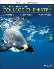 Foundations of College Chemistry, Binder Ready Version av Morris Hein, Susan Arena og Cary Willard (Perm)