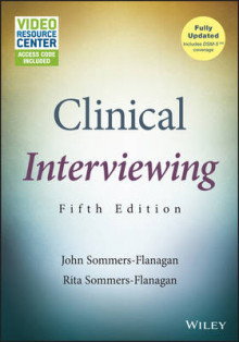 Clinical Interviewing av John Sommers-Flanagan og Rita Sommers-Flanagan (Heftet)