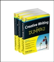 Creative Writing for Dummies Collection- Creative Writing for Dummies/Writing a Novel & Getting Published for Dummies 2E/Creative Writing Exercises Fd av Maggie Hamand, Lizzy E. Kremer og George Green (Heftet)
