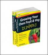 Omslag - Self-Sufficiency For Dummies Collection - Growing Your Own Fruit & Veg For Dummies/Keeping Chickens For Dummies