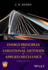 Omslag - Energy Principles and Variational Methods in Applied Mechanics