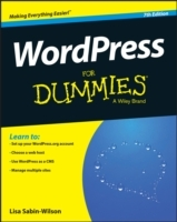 Wordpress for Dummies, 7th Edition av Lisa Sabin-Wilson (Heftet)