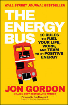 The Energy Bus av Jon Gordon (Heftet)