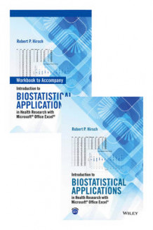 Introduction to Biostatistical Applications in Health Research with Microsoft Office Excel Set av Robert P. Hirsch (Innbundet)