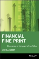 Financial Fine Print: Uncovering a Company's True Value av Michelle Leder (Heftet)