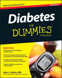 Diabetes For Dummies av Alan L. Rubin (Heftet)