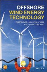 Omslag - Offshore Wind Energy Technology