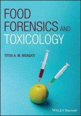 Omslag - Food Forensics and Toxicology