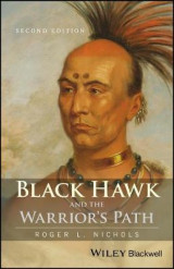 Omslag - Black Hawk and the Warrior's Path