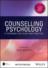 Omslag - Counselling Psychology
