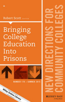 Bringing College Education into Prisons av Robert Scott (Heftet)