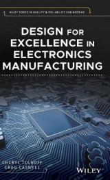 Omslag - Design for Excellence in Electronics Manufacturing