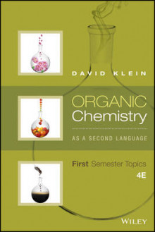 Organic Chemistry as a Second Language: First Semester Topics av David R. Klein (Heftet)