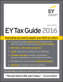EY Tax Guide 2016 av Ernst & Young (Heftet)