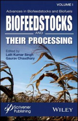 Omslag - Advances in Biofeedstocks and Biofuels: Volume 1
