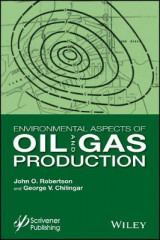 Omslag - Environmental Aspects of Oil and Gas Production