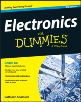 Omslag - Electronics for Dummies, 3rd Edition
