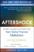 Aftershock: Protect Yourself and Profit in the Next Global Financial Meltdown av David Wiedemer, Robert A. Wiedemer og Cindy S. Spitzer (Innbundet)