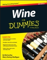 Wine For Dummies av Ed McCarthy og Mary Ewing-Mulligan (Heftet)