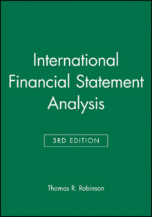 International Financial Statement Analysis av Thomas R. Robinson (Innbundet)