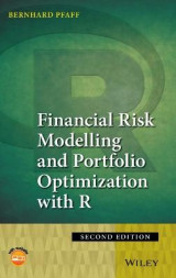 Omslag - Financial Risk Modelling and Portfolio Optimization with R
