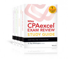 Wiley CPAexcel Exam Review 2016 Study Guide January av O. Ray Whittington (Heftet)