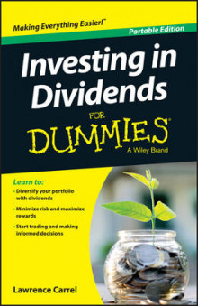 Investing in Dividends for Dummies av Lawrence Carrel (Heftet)