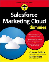 Omslag - Salesforce Marketing Cloud For Dummies