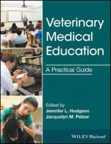 Omslag - Veterinary Medical Education